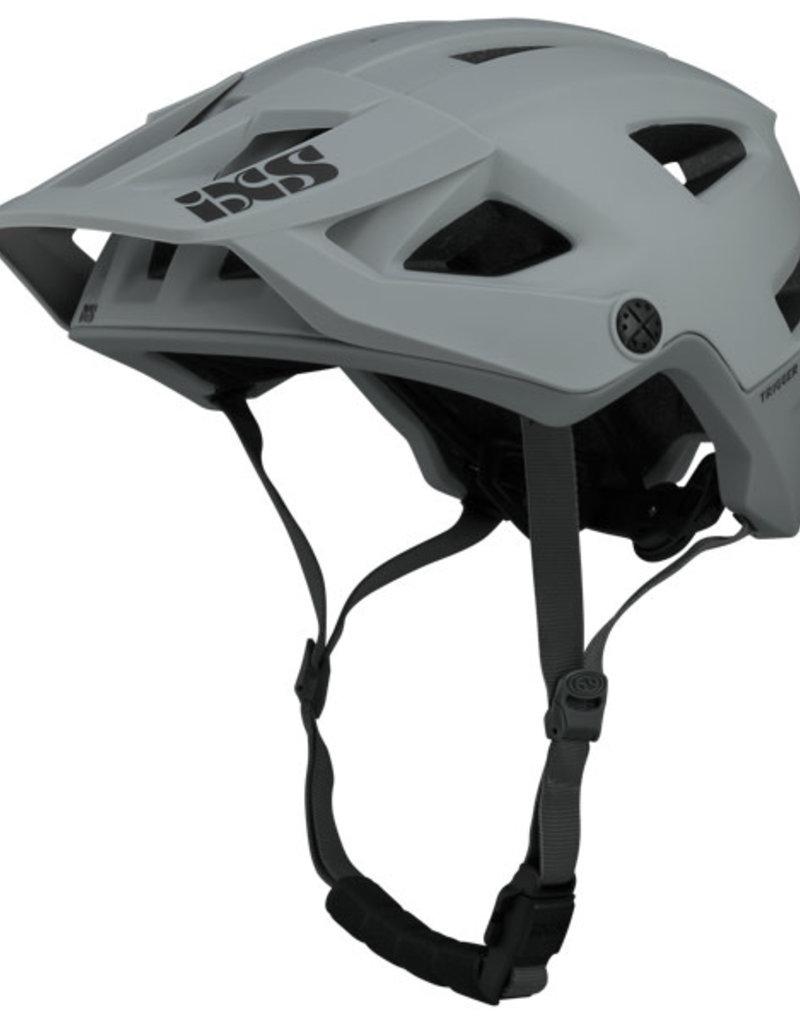 IXS Trigger AM Helmet, Grey - S/M NLS