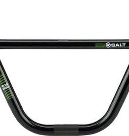 "Salt Salt Pro BMX Handlebar - 9"", Glossy Black"