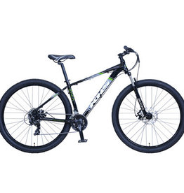 KHS Bicycles ZACA M MAT. BLACK 2020