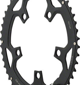 FSA (Full Speed Ahead) FSA Pro Road Chainring - 50t, 110 BCD, Aluminum, N11, Black