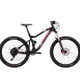 KHS Bicycles 2019 SIXFIFTY 6500+ MATTE BLACK MEDIUM