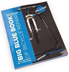 PARK TOOL PARK BBB-3 BIG BLUE BOOK BICYCLE REPAIR* 3rd EDITION