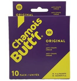 Chamois Butt'R CHAMOIS BUTT'R, 1/BOX of 10