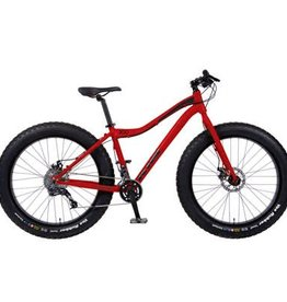 KHS Bicycles 4 SEASON 300 17 RED 2017