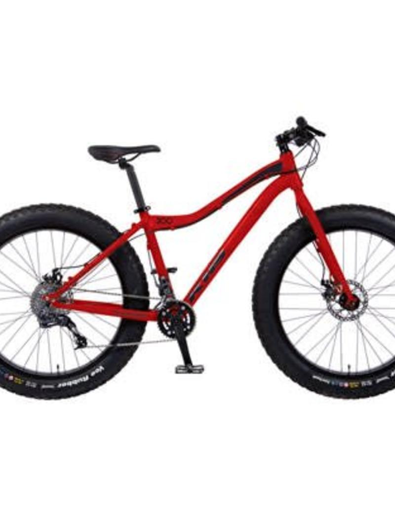 KHS Bicycles 4 SEASON 300 17 RED 2017
