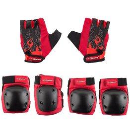 KidZamo Kid Zamo HD Elbow/Knee Pad & Glove Set