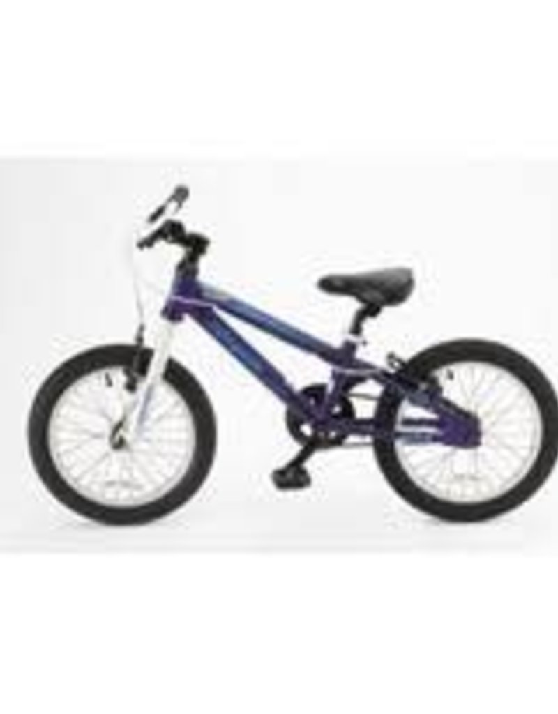 Stampede Bikes Stampede Sprinter 16 Purple Pedal Bike