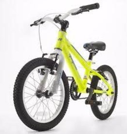 Stampede Bikes Stampede Sprinter 16 Yellow Pedal Bike