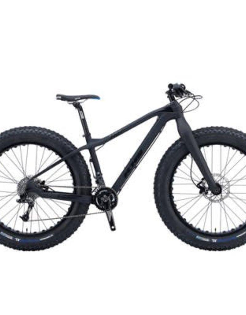 KHS Bicycles 4 SEASON 5000 L CARBON 2017 MATTE WREN FORK MAXXIS TIRES