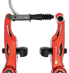Promax Promax P-1 Linear Pull Brakes 85mm Reach Red