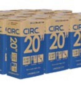 "CIRC Circ Deluxe tube, 20 x 2.125-2.40"", SV/ECO"
