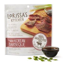Lorissa's Lorissa's Korean BBQ Steak 1oz