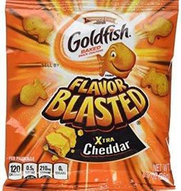 Goldfish Crackers Goldfish Baked Xtra Cheddar
