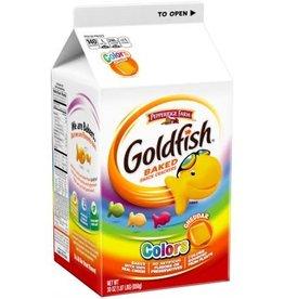 Goldfish Crackers Goldfish Baked Colors
