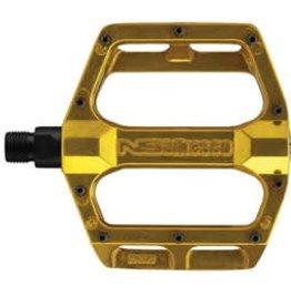 NS Bikes NS Bikes Aerial LB platform pedals, gold