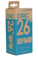 "CIRC Circ Deluxe tube, 26 x 1.75-2.125"", PV(r) 48mm, each"