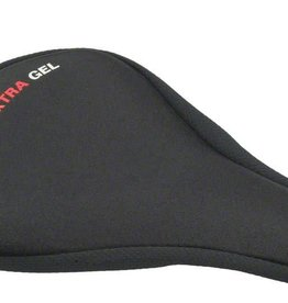 Velo Velo Xtra Gel-Tech Saddle Cover: Black