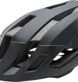 Fox Racing Fox Racing Flux Helmet: Black LG/XL