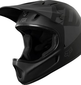 Fox Racing Fox Racing Rampage Full Face Helmet: Landi Black SM