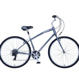 KHS Bicycles BRENTWOOD 21 BLUE GRY 2018