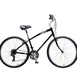 KHS Bicycles BRENTWOOD 23 MATTE BLK 2018