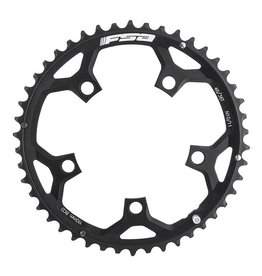 FSA (Full Speed Ahead) FSA Pro Road N-10/11 110 x 46t Chainring, Black