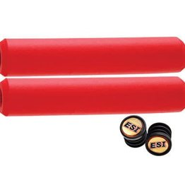 Ritchey ESI GRIPS,EXTRA CHUNKY,RED