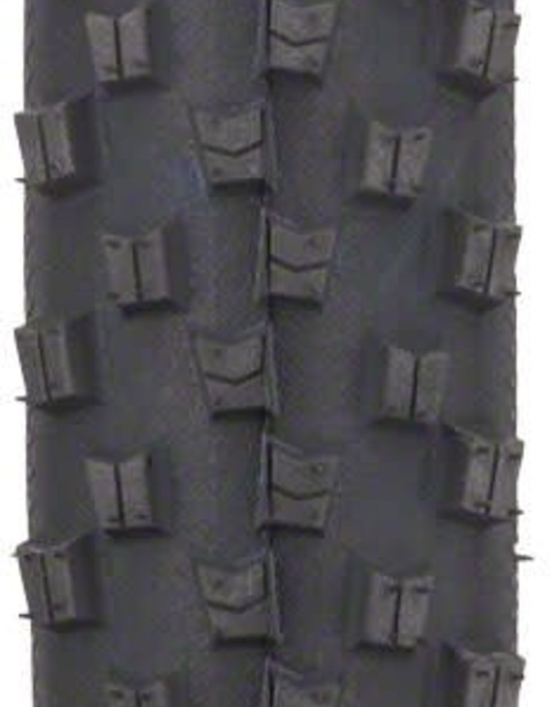 Continental Continental X-King Tire 27.5x2.4 ProTection Folding Bead with Black Chili Rubber