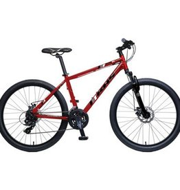 KHS Bicycles ALITE 50 17 RED 2018