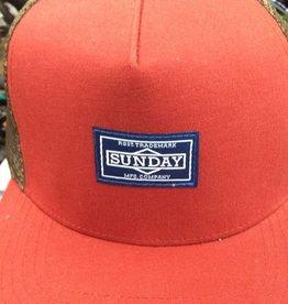 Sunday Pachyderm Trucker Hat