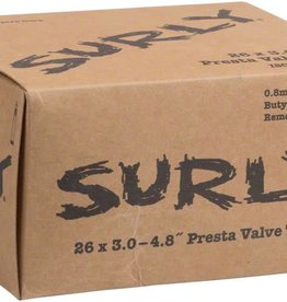 "Surly Surly Plus Fat Bike Tube: 26+, 26 x 3.0-4.8"", Presta Valve"
