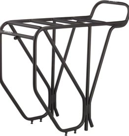 """Surly Surly 26""""-29"""" CroMoly Rear Rack: Black"""