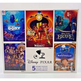 Other Casse-tête - Disney - Pixar Assortis de 5 300-750 pièces