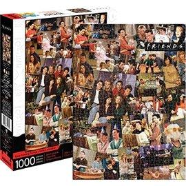 Aquarius Casse-tête - Friends - Collage Personnages 1000 pièces