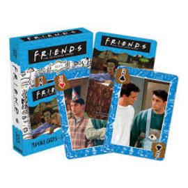 Aquarius Jeu de cartes - Friends - Hommes