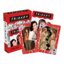 Aquarius Jeu de cartes - Friends - Femmes