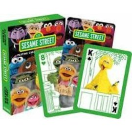 Aquarius Playing Cards - Sesame Street - Characters
