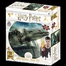 Other Puzzle - Harry Potter - Escape From Gringots Super 5D 500 pieces