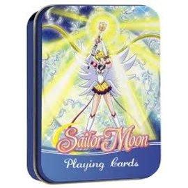 Usaopoly Jeu de cartes - Sailor Moon - Cartes Holographiques avec Boîte en Métal