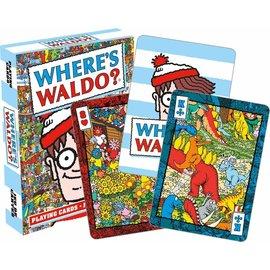 Aquarius Playing Cards - Where's Waldo