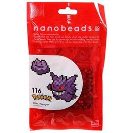 Nanobeads Nanobeads - Pokémon - 116 Ditto/Gengar