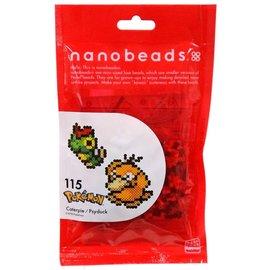 Nanobeads Nanobeads - Pokémon -  115 Caterpie/Psyduck