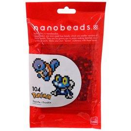 Nanobeads Nanobeads - Pokémon - 104 Squirtle/Froakie