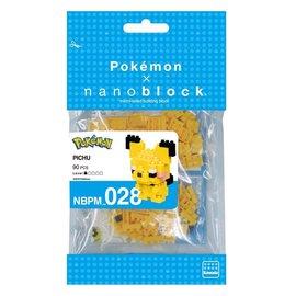 Nanoblock Nanoblock - Pokémon - 028 Pichu