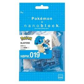 Nanoblock Nanoblock - Pokémon - 019 Blastoise