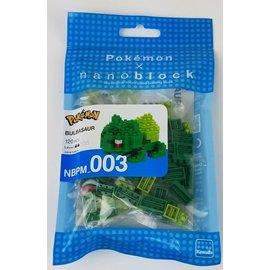 Nanoblock Nanoblock - Pokémon - 003 Bulbasaur