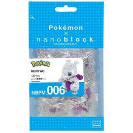 Nanoblock Nanoblock - Pokémon - 006 Mewtwo