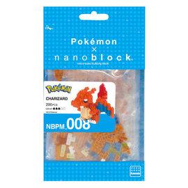 Nanoblock Nanoblock - Pokémon - 008 Charizard