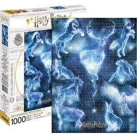 Aquarius Puzzle - Harry Potter - Expecto Patronum 1000 pieces