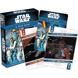 Usaopoly Playing Cards - Star Wars - A New Hope